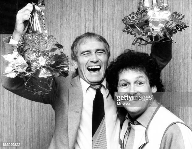 Cannon and Ball have broken with tradition and ousted Panto. The pair announce their Christmas show at the Birmingham Hippodrome which will run...