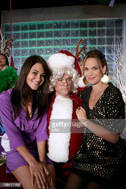 LAS VEGAS A Cannon Carol Episode 11 Pictured Camille Guaty as Piper Nielson Josh Duhamel as Danny McCoy Molly Sims as Delinda Deline