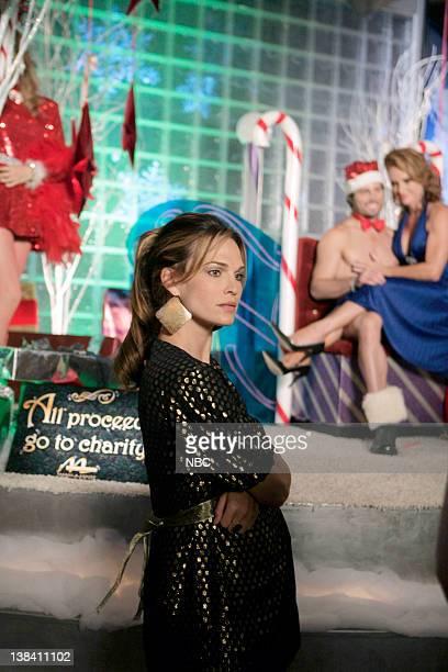 LAS VEGAS A Cannon Carol Episode 11 Pictured Molly Sims as Delinda Deline