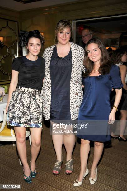 Cannon Hodge Emily Horowitz and Casey Rodgers attend Book Party for RICHARD MISHAAN 'Modern Luxury' from The Monacelli Press at BG on May 12 2009 in...