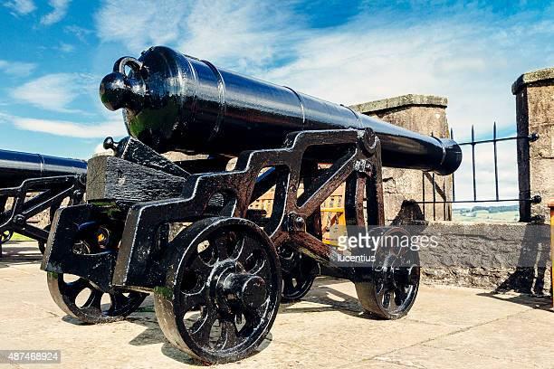 Cannon, Stirling Castle, Scotland