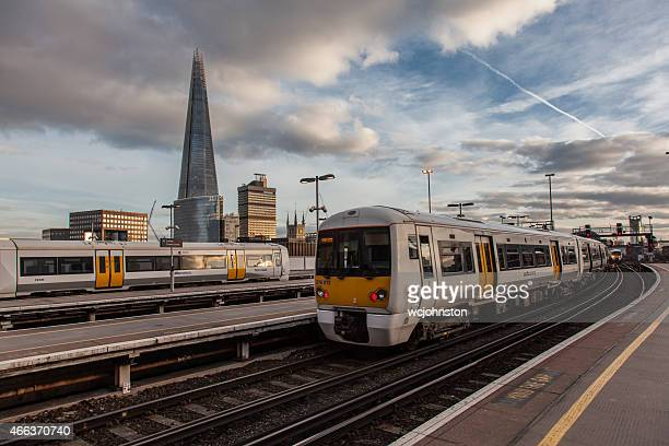 Cannon Street Station and South Eastern Trains