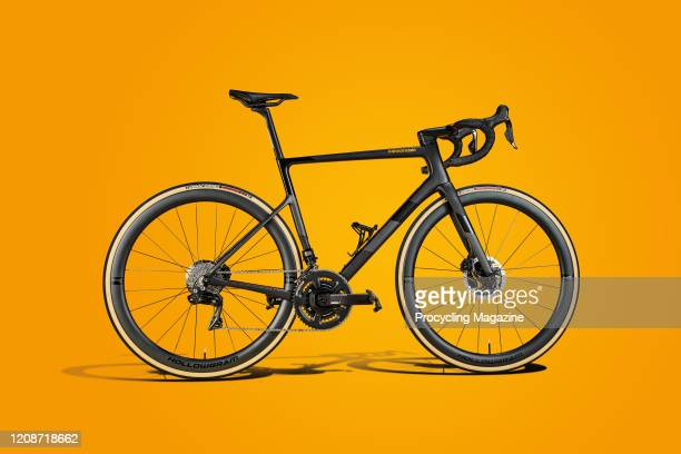 A Cannondale SuperSix Evo HiMod Disc Dura Ace Di2 taken on May 22 2019