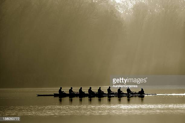 Canoe team