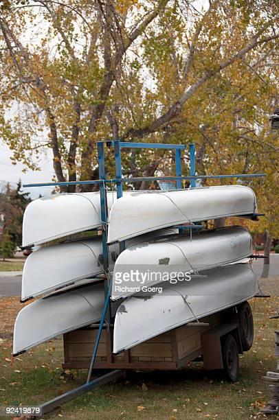 Canoe Trailer
