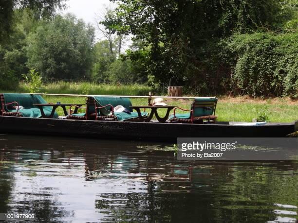 A canoe trip in the Spreewald