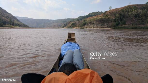 Canoeing on the Mania River