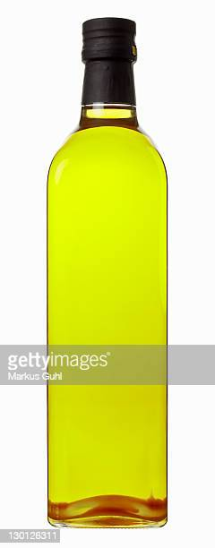 Canola oil bottle