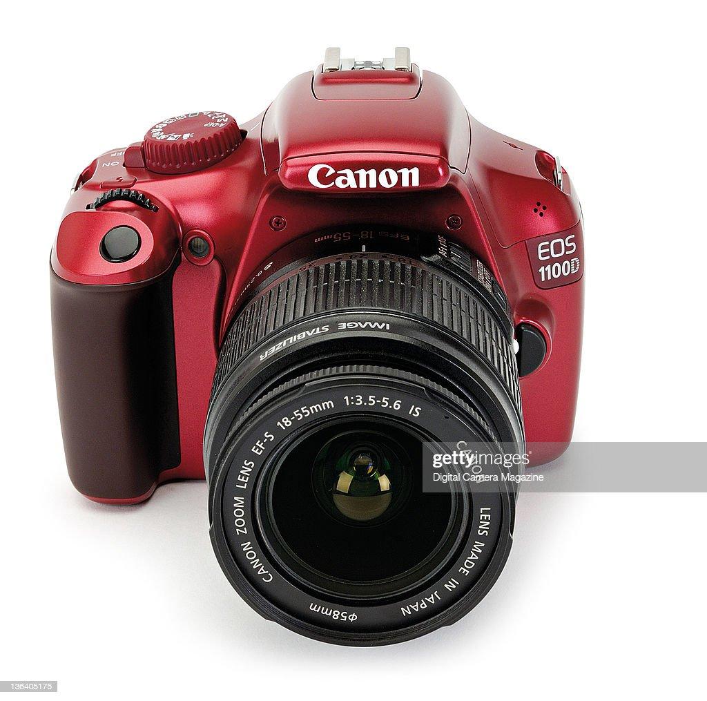 A Canon Eos 1100d Digital Slr Taken On March 21 2011 News Photo Camera Shoot