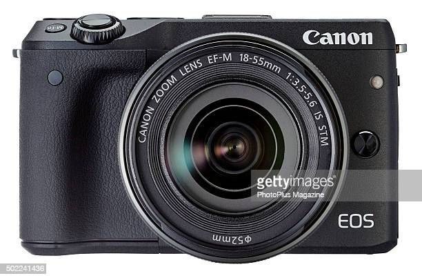 A Canon EOS M3 compact system digital camera taken on May 22 2015