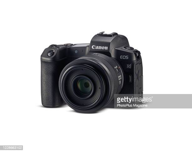 Canon EOS R mirrorless digital camera, taken on February 28, 2019.
