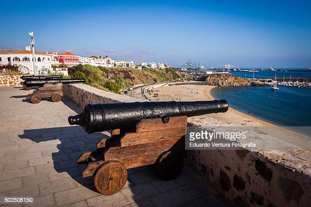 Canon in Sines, PORTUGAL