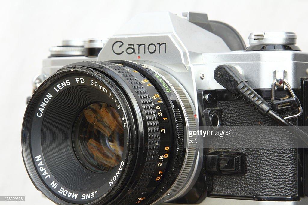 Canon SLR : Stock Photo