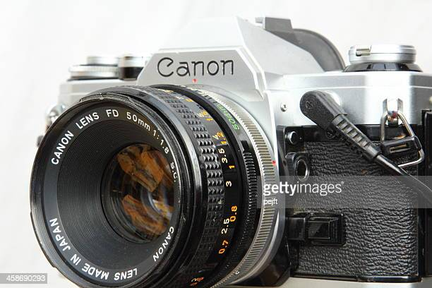 canon slr - pejft stock pictures, royalty-free photos & images