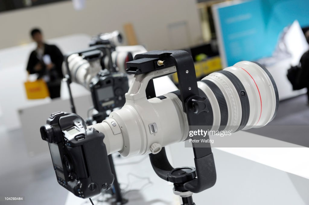 Photokina - Trade Fair For The Photographic And Imaging Industrie : News Photo