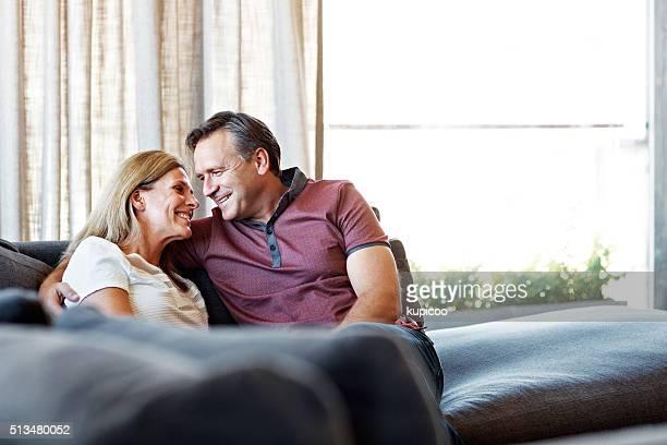 Confabulando no sofá