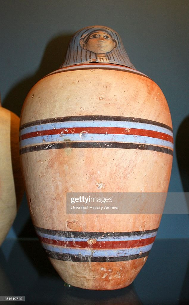 Canopic Jar 990 Bc Pictures Getty Images