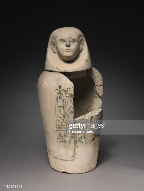 Canopic Jar with Lid 15401296 BC Creator Unknown
