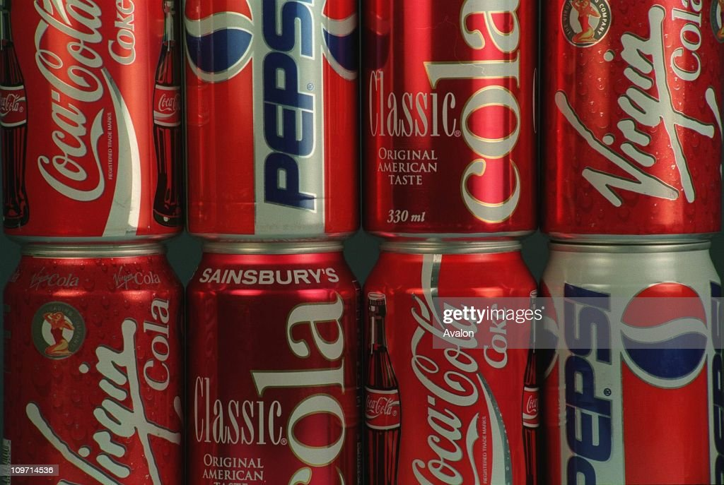 Cans Of Cola : ニュース写真
