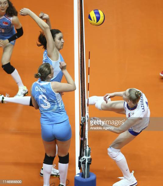 60 Top V Russia Fivb Volleyball Nations League Pictures, Photos