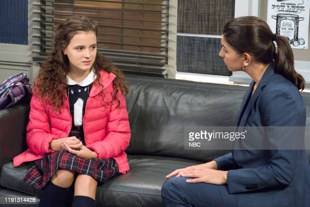 UNIT Can't Be Held Accountable Episode 21009 Pictured Fina Strazza as Milly Bucci Jamie Gray Hyder as Officer Katriona Kat Azar Tamin