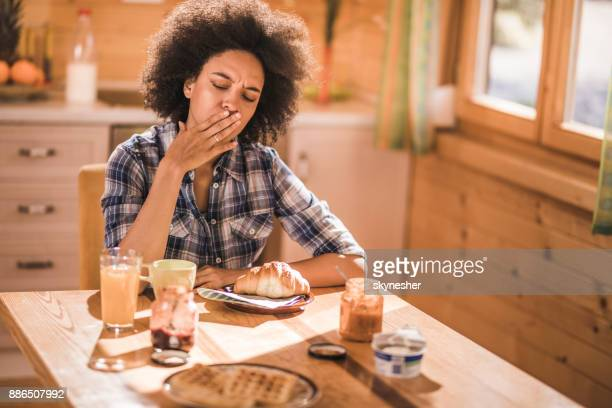 i can't eat, i'm feeling nausea! - morning sickness stock photos and pictures
