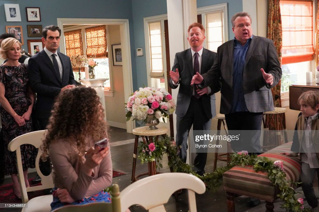 "ABC's ""Modern Family"" - Season Ten : News Photo"