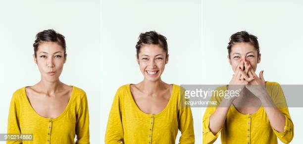 can't stop laughing - multiple image stock pictures, royalty-free photos & images