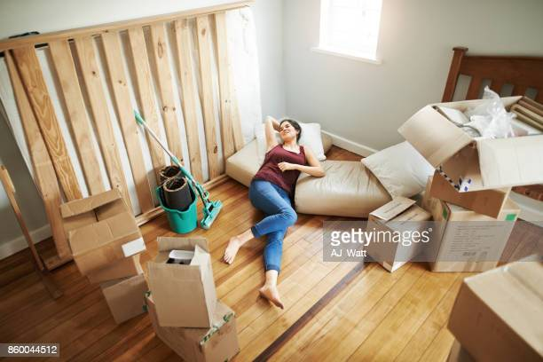 i can't wait to have sleepovers now! - belongings stock photos and pictures