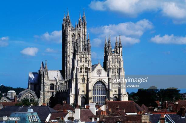 Canterbury cathedral England United Kingdom
