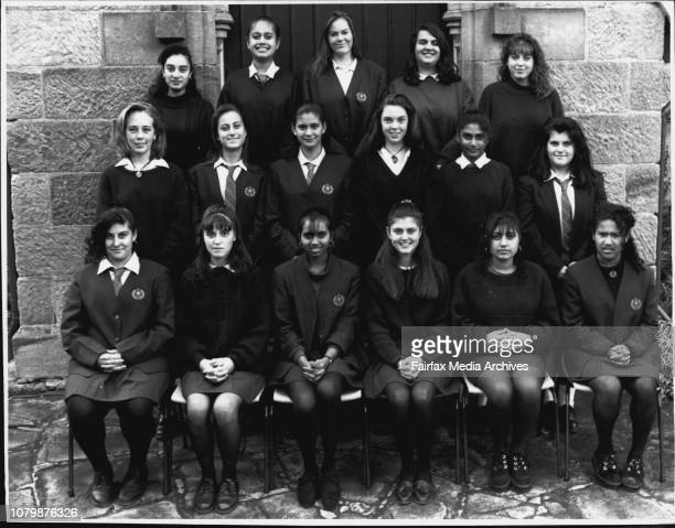 Canterbury girls high schoolThe change from mostly students of AngloSaxon decent to a multi cultural lookYear 11 students Canterbury Girls' High...