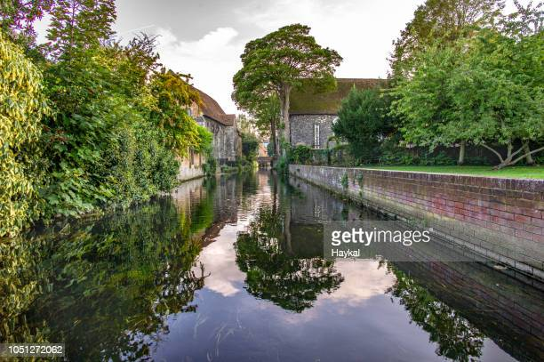 canterbury - kent county stock pictures, royalty-free photos & images