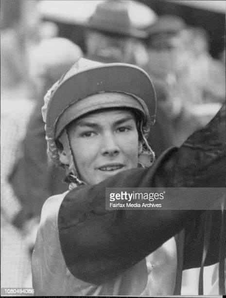 Canterbury Races Race Five Tooh Tooheys Life Hcp Jockey G Nock October 29 1983