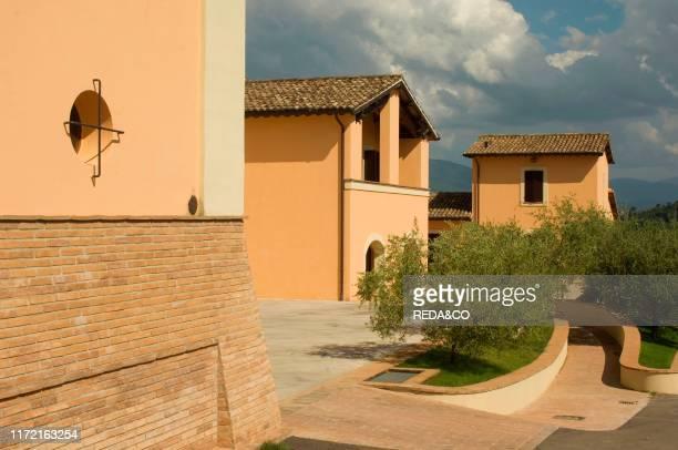 Cantine Arnaldo Caprai, Montefalco, Umbria, Italy, Europe.