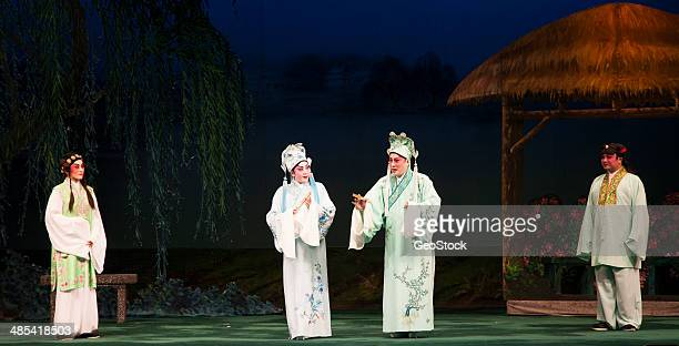 Cantonese opera performance