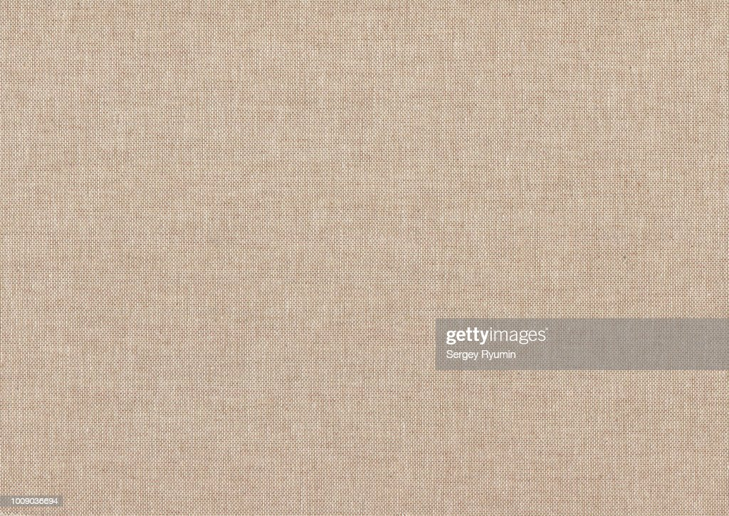 Canvas texture background : Stock Photo