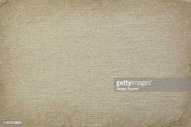 canvas texture background - 荒い麻布 ストックフォトと画像