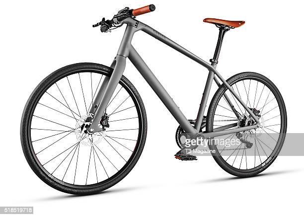 Canyon Commuter 7.0 road bike, taken on August 6, 2015.