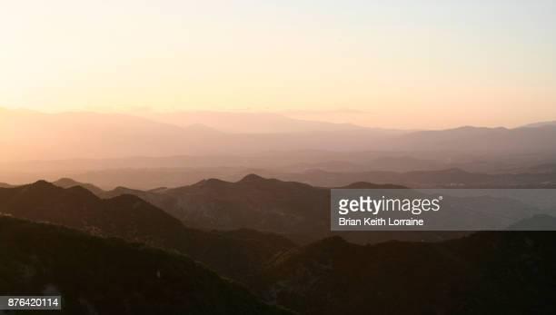 canyon country - santa clarita stock photos and pictures