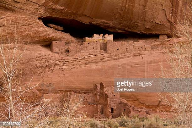 Canyon de Chelly National Monument, Arizona, the White House rui