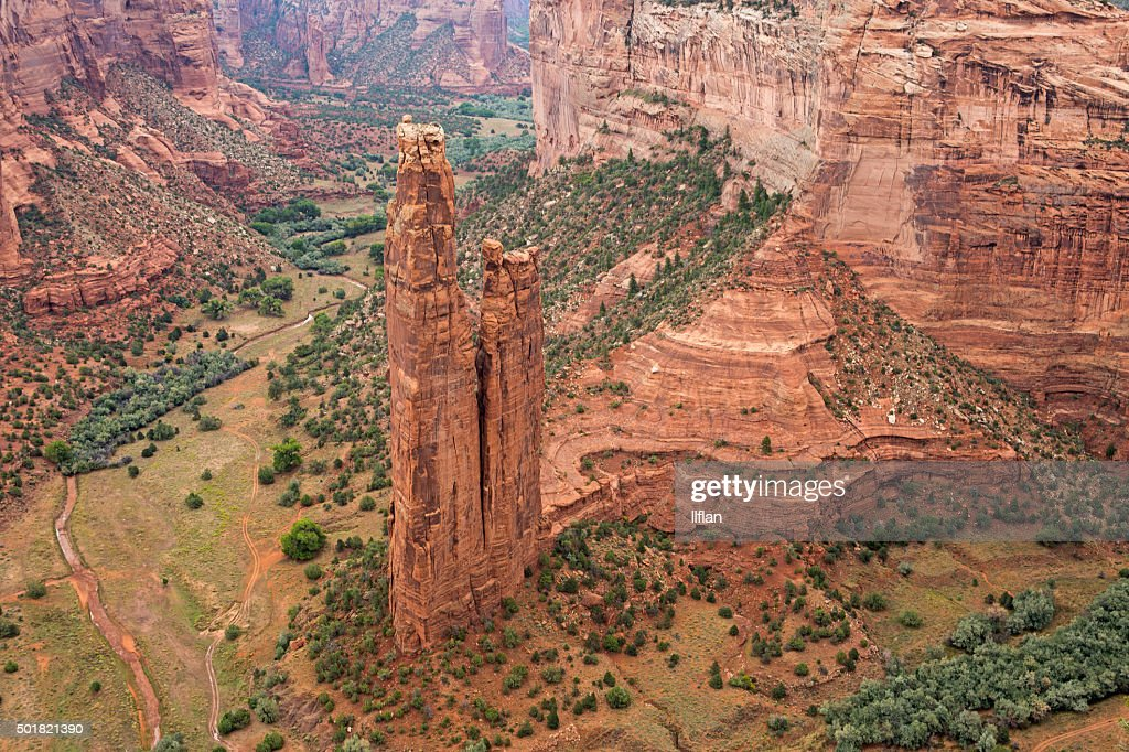 Canyon de Chelly National Monument : Stock Photo