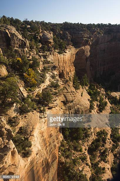 canyon de chelly nm, spider rock landscape - spider rock stock pictures, royalty-free photos & images