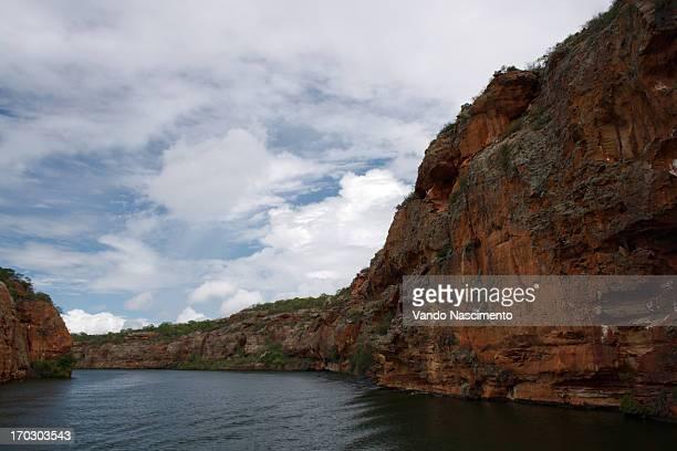 Canyon do Xingó