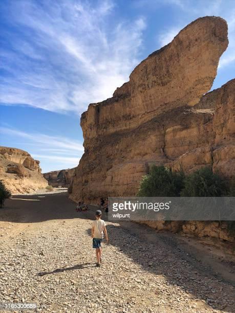 キャニオンハイキング岩層 - セスリエム ストックフォトと画像