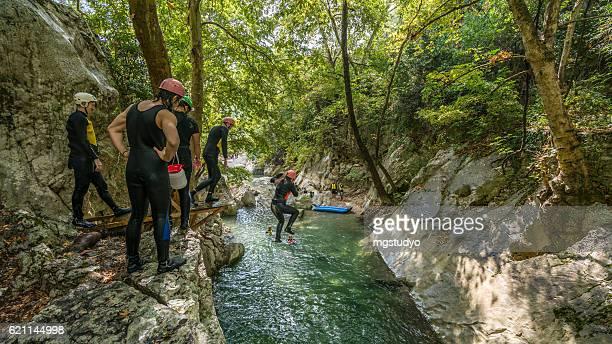 Canyon of the ahmetler village Oymapınar