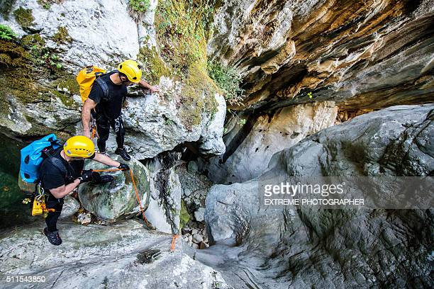 Canyoning Aktivitäten