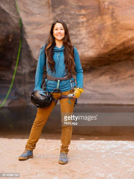 Canyoneering in Moab, Utah