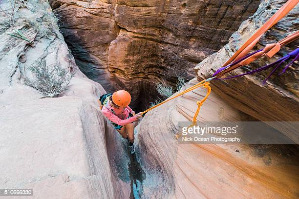 Canyoneering in Zion National Park