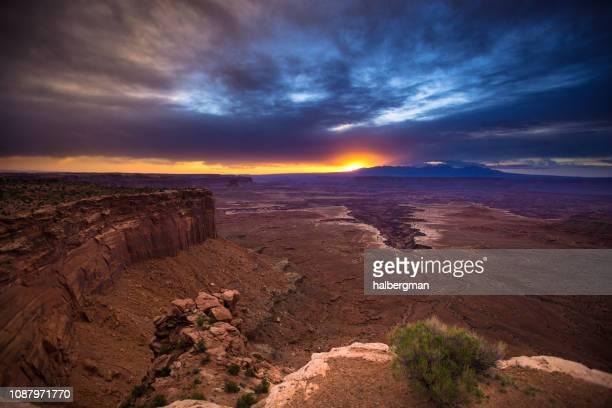 Canyonlands National Park at Sunrise