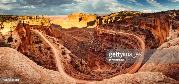 canyonlands national park - mesa arch stock pictures, royalty-free photos & images